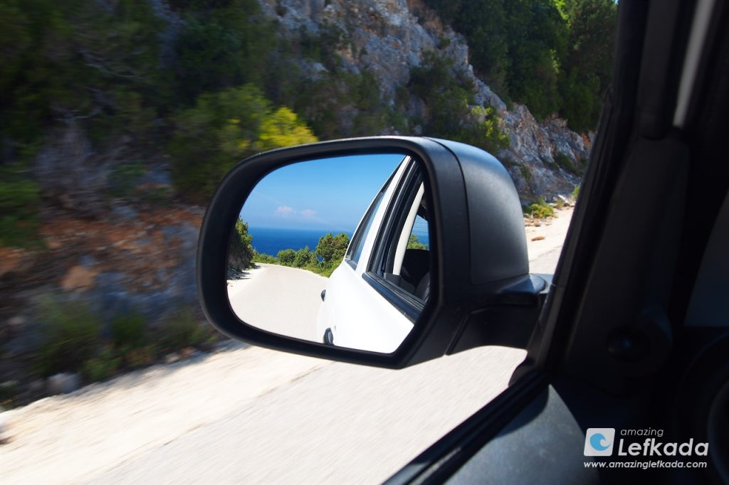 Rent a car in Lefkada island