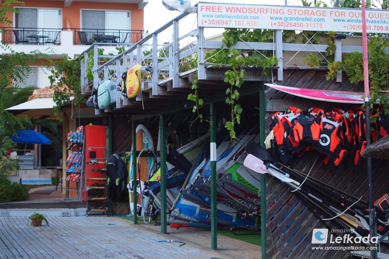 Ponti windsurf