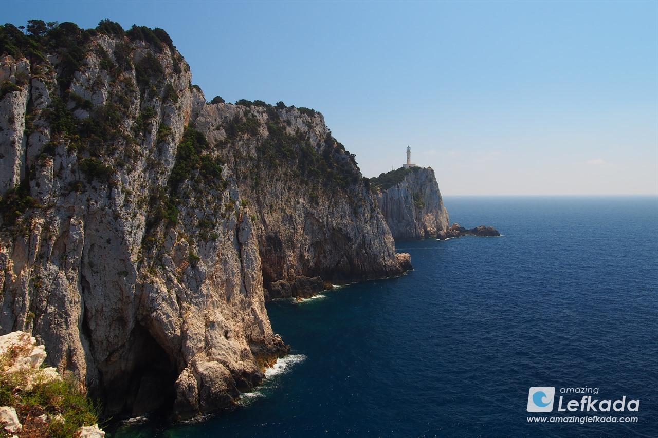 About Lefkada island