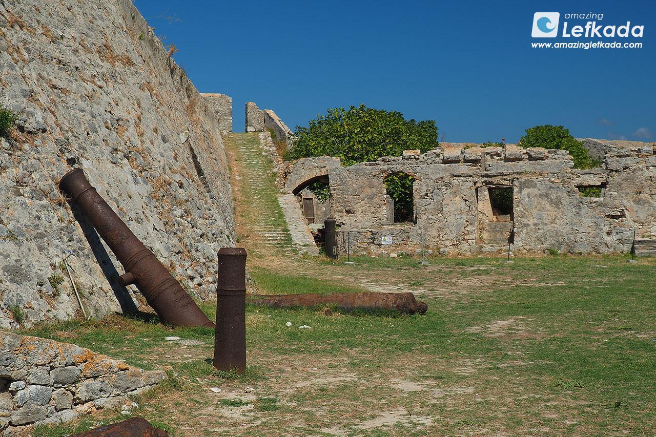 Agia Mavra (Santa Maura) castle