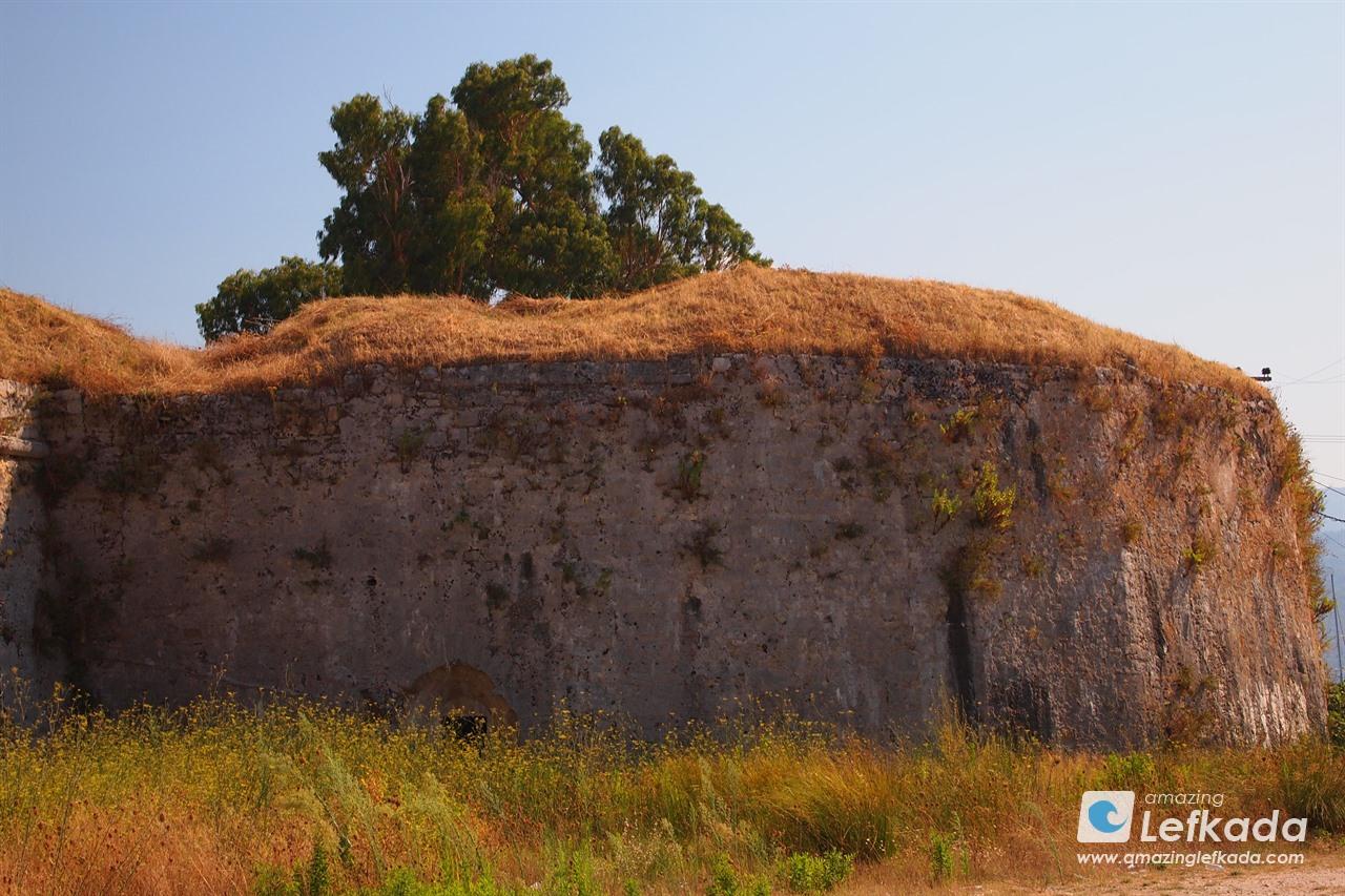 Walls og Agia Mavra