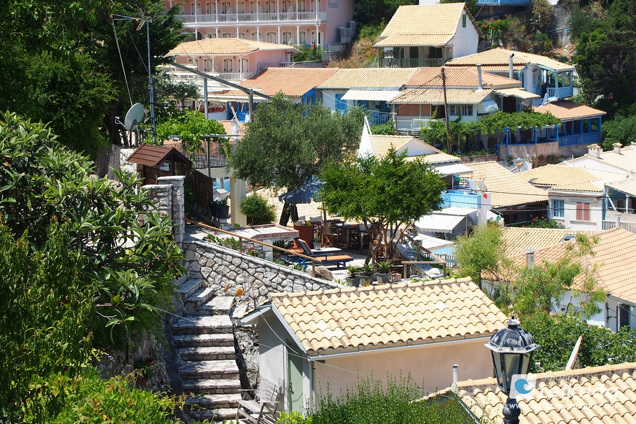 Apartments in Agios Nikitas