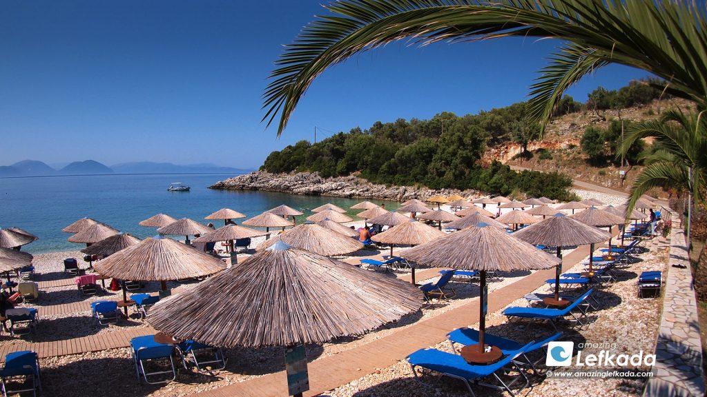 Amousa beach, Lefkada