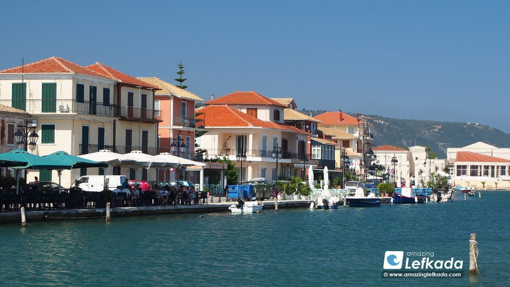 Apartments in Lefkada town