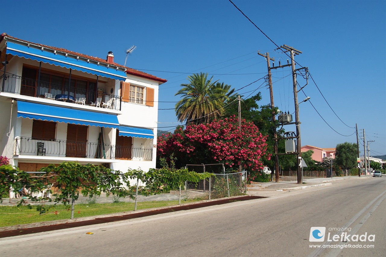 Apartments in Ligia