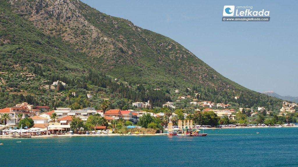 Apartments in Nidri, Lefkada