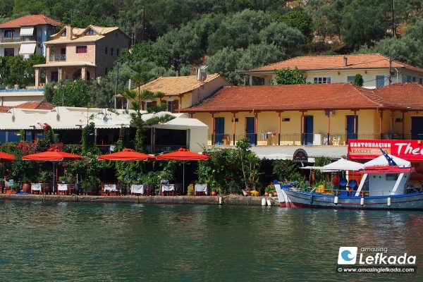 Accomodations, apartments and studios for rent in Sivota