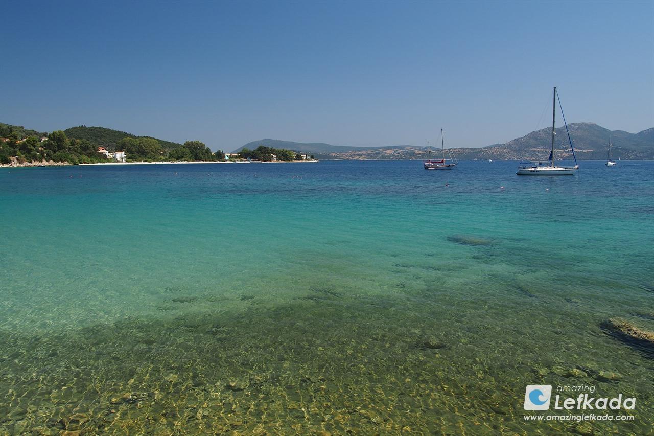 Nikiana beach, Lefkada