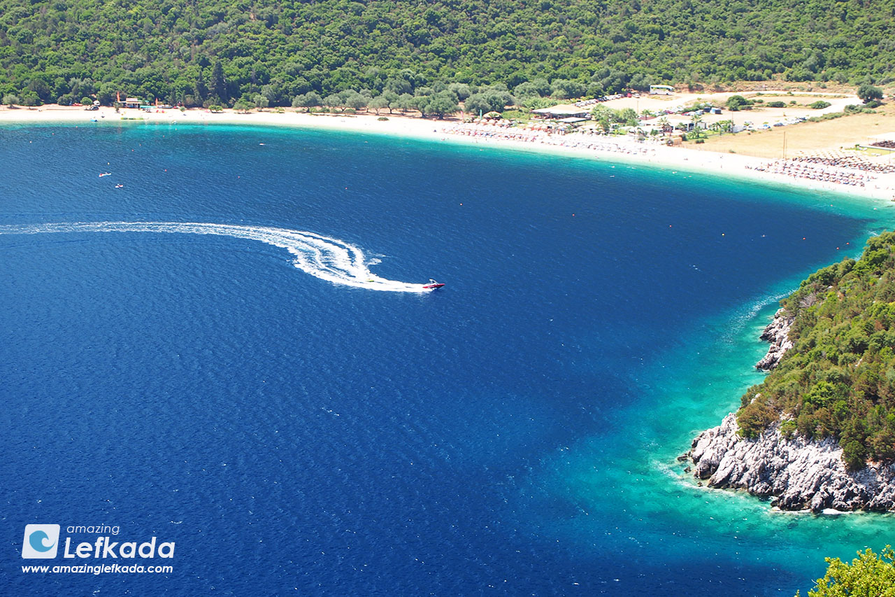 Antisamos, beaches of Kefalonia