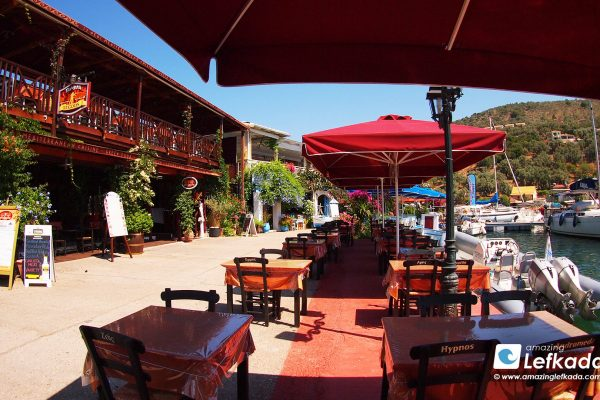 Best taverns in Lefkada