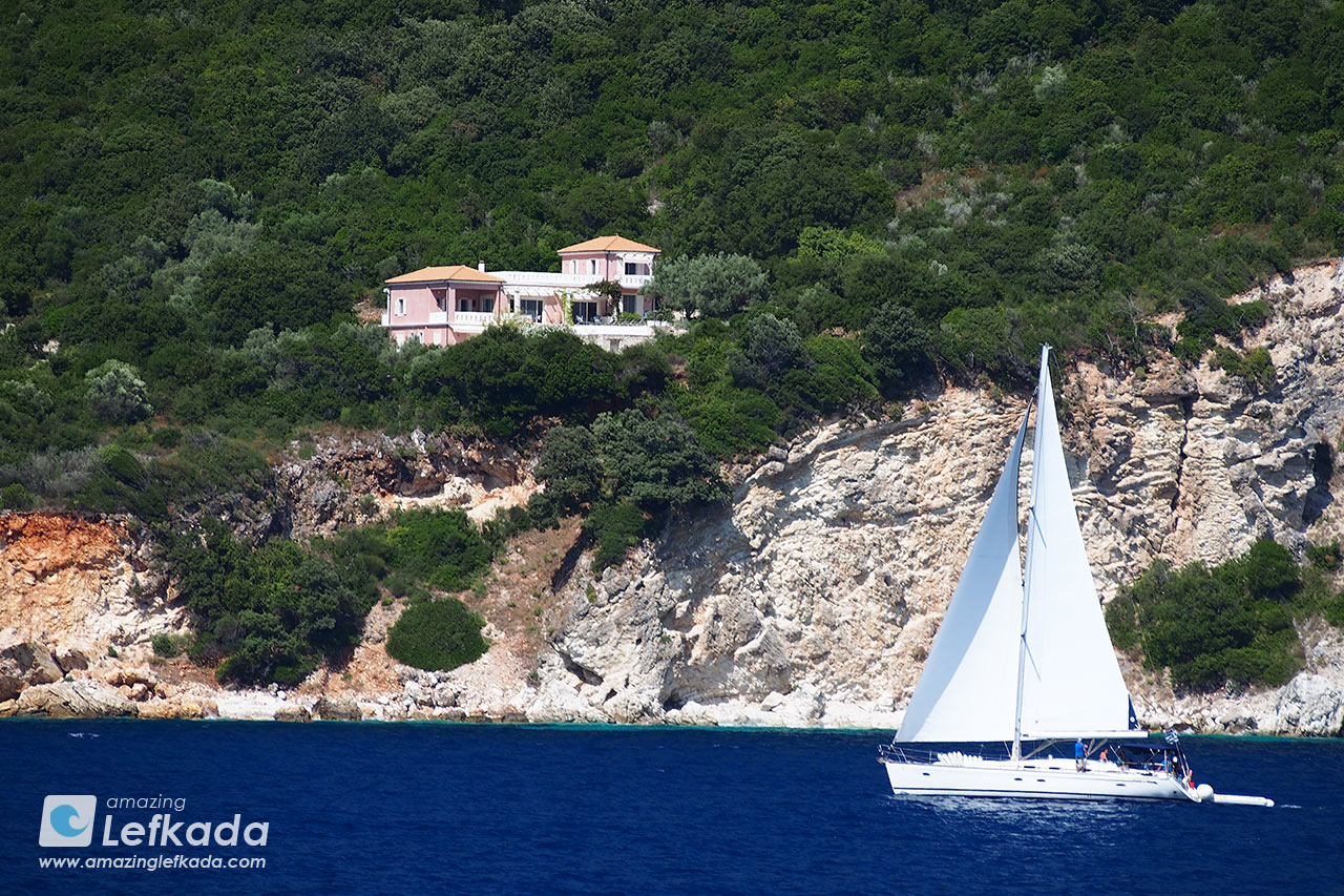 Boat trip to Kastos and Kalamos islands