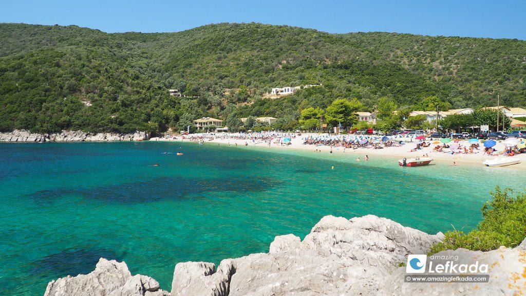 Campings in Lefkada island