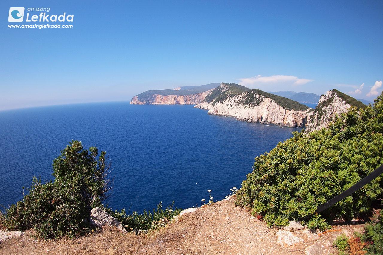 Lefkada south