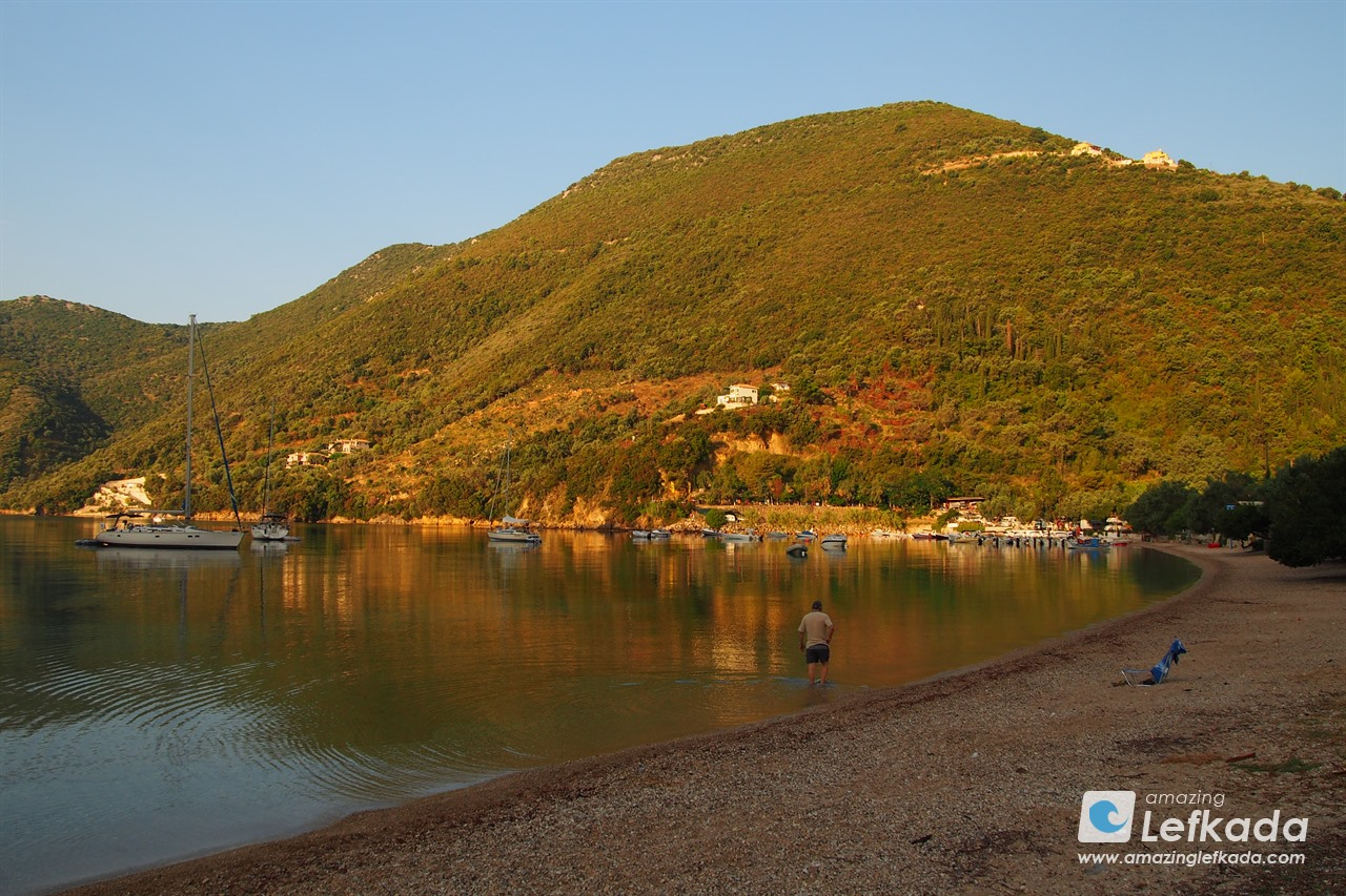 Dessimi beach and camping site
