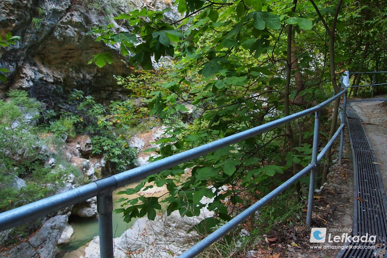 Path to Dimosari, Nidri, Lefkada