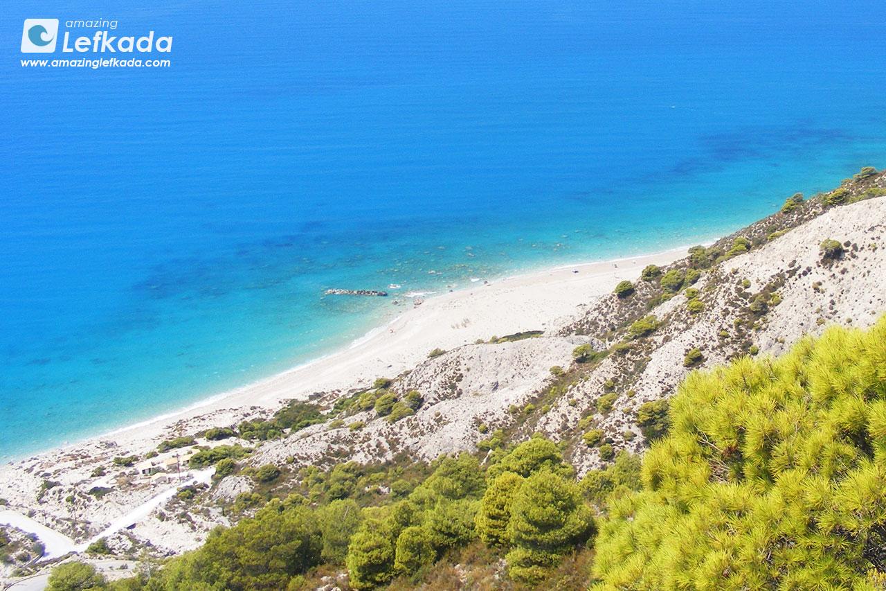 Gialos beach, Lefkada