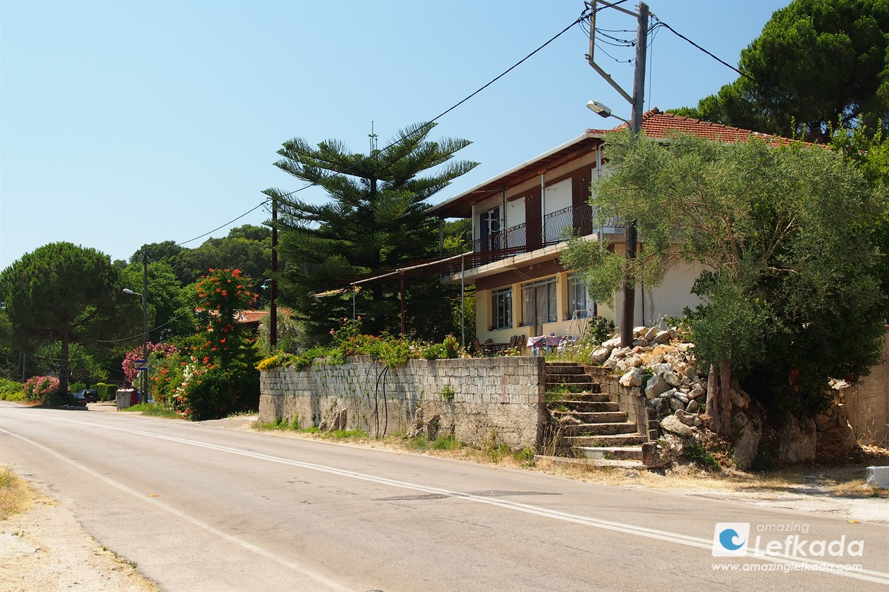 Houses in Lygia
