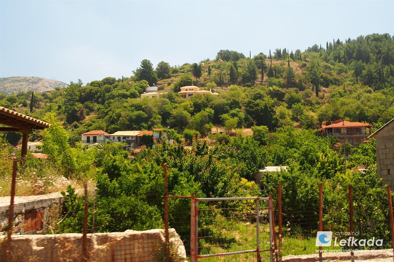 Kalamitsi village Lefkada
