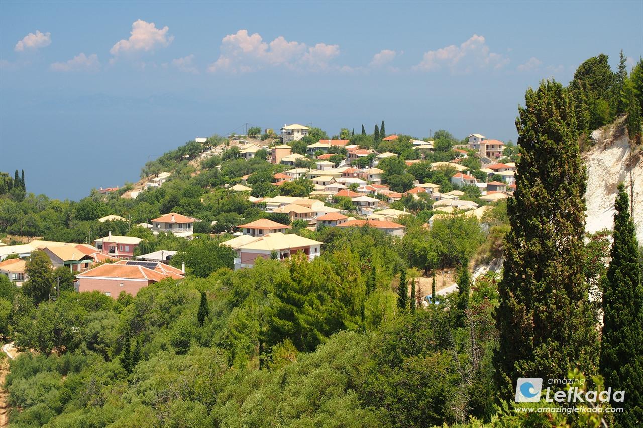View to Kalamitsi