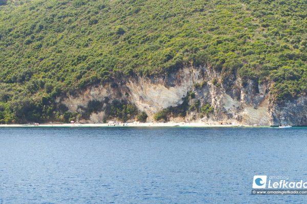 Lakka beach, Geni, Lefkada