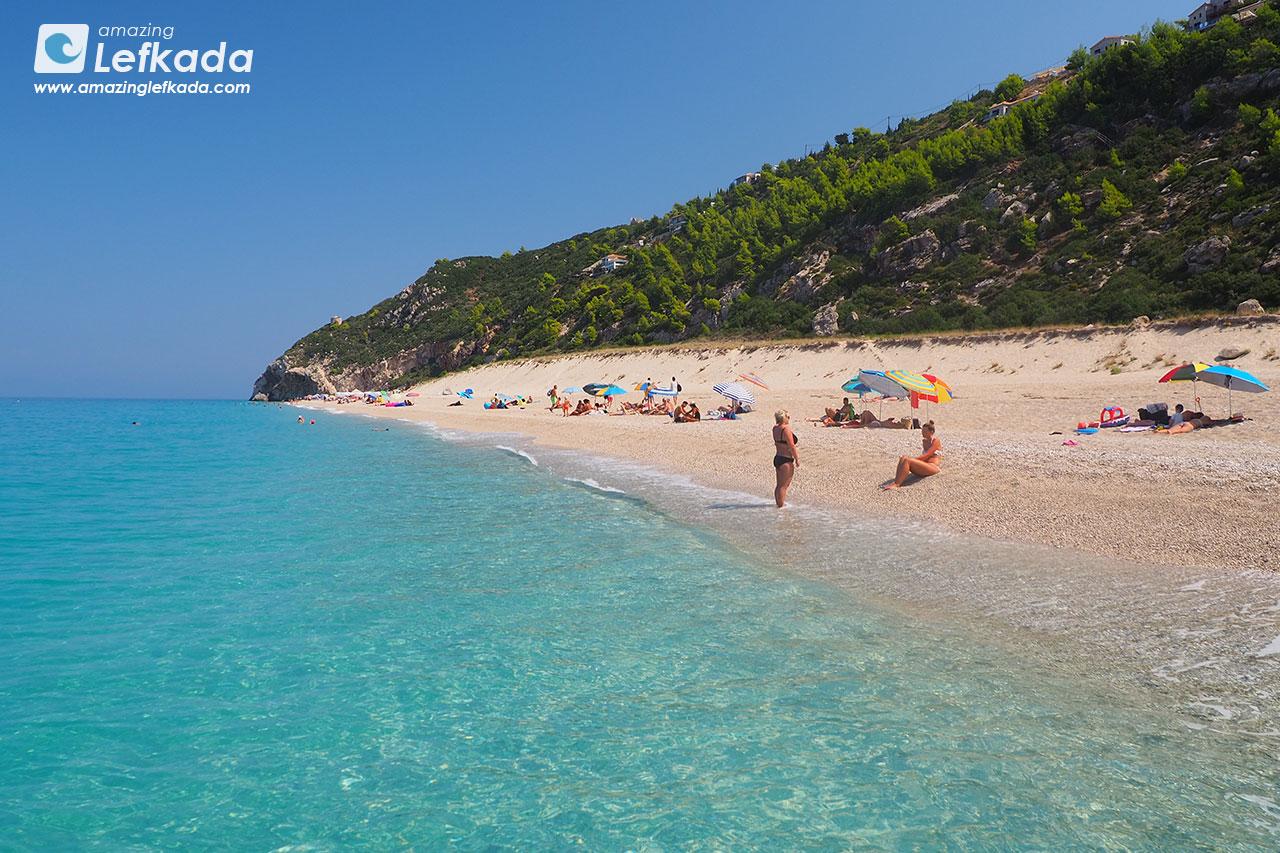Best beaches of Lefkada