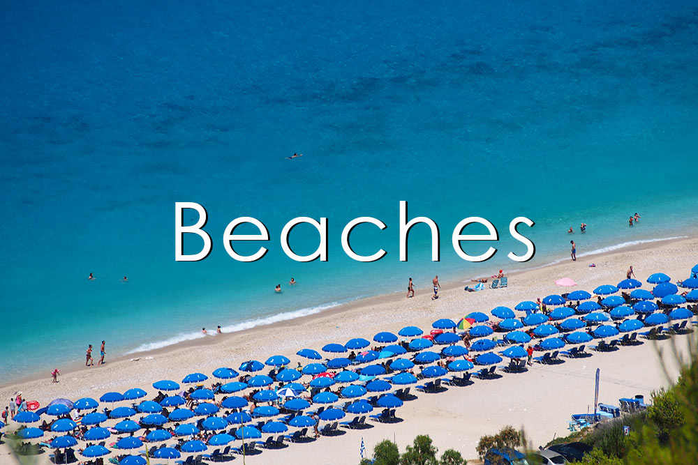 Best beaches in Lefkada