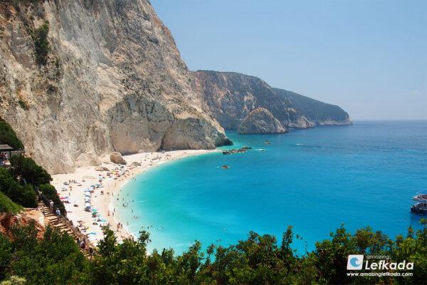 Lefkada Blue Flag beaches 2021