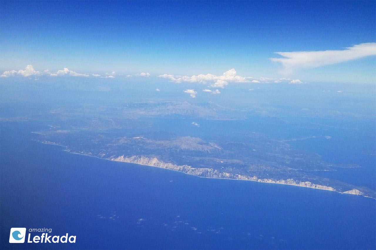 Travel to Lefkada by airplane