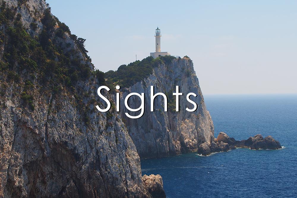Lefkada sights