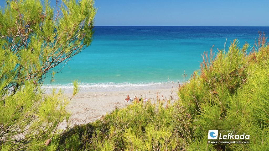 Nudist beaches in Lefkada