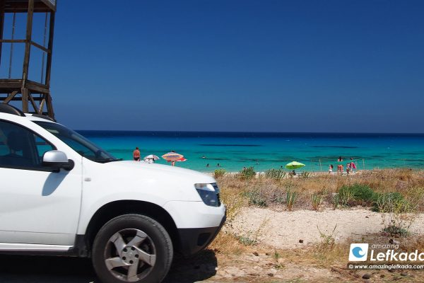 Lefkada rent a car, cheap car hire