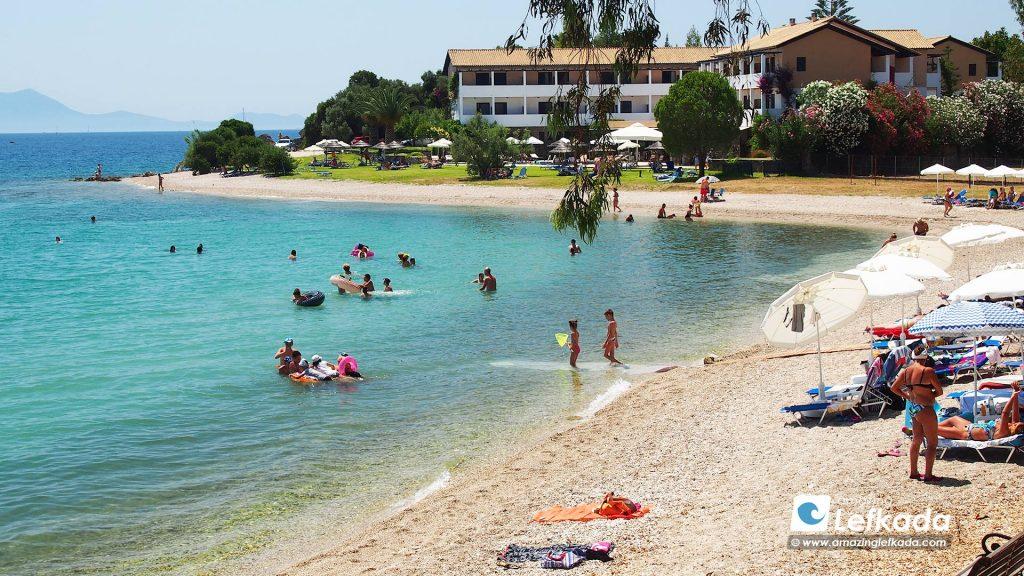 Lygia beach Lefkada