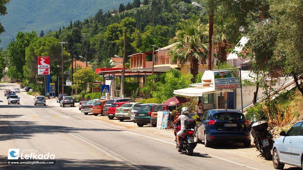 Lygia village, Lefkada