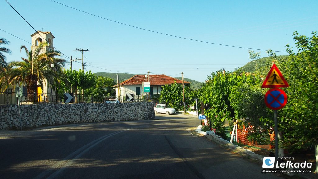 Marantochori village