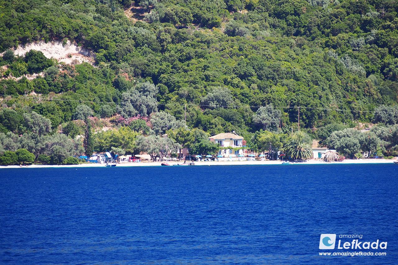 Meganisi island