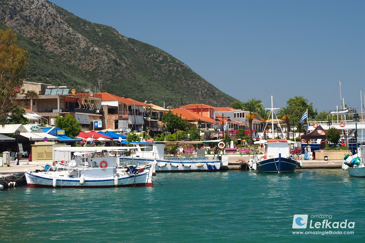 Lefkada acommodations, apartments and studios