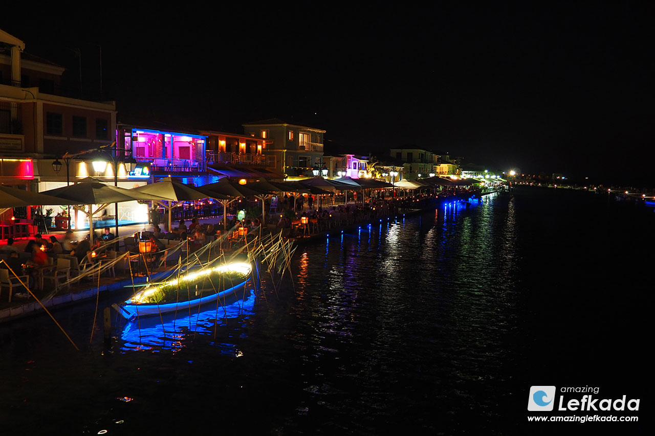 Nightlife in Lefkada