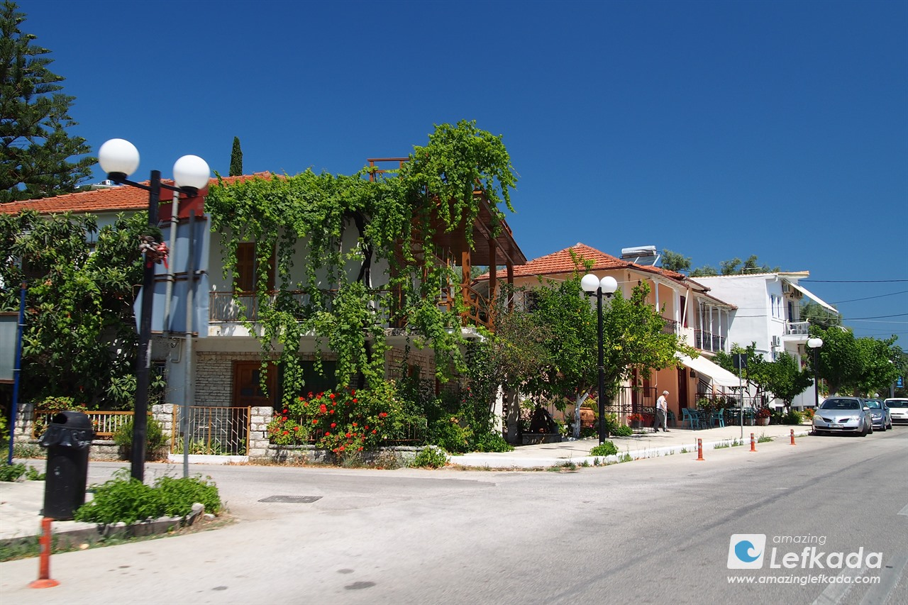 Nikiana apartments and studios, Lefkada