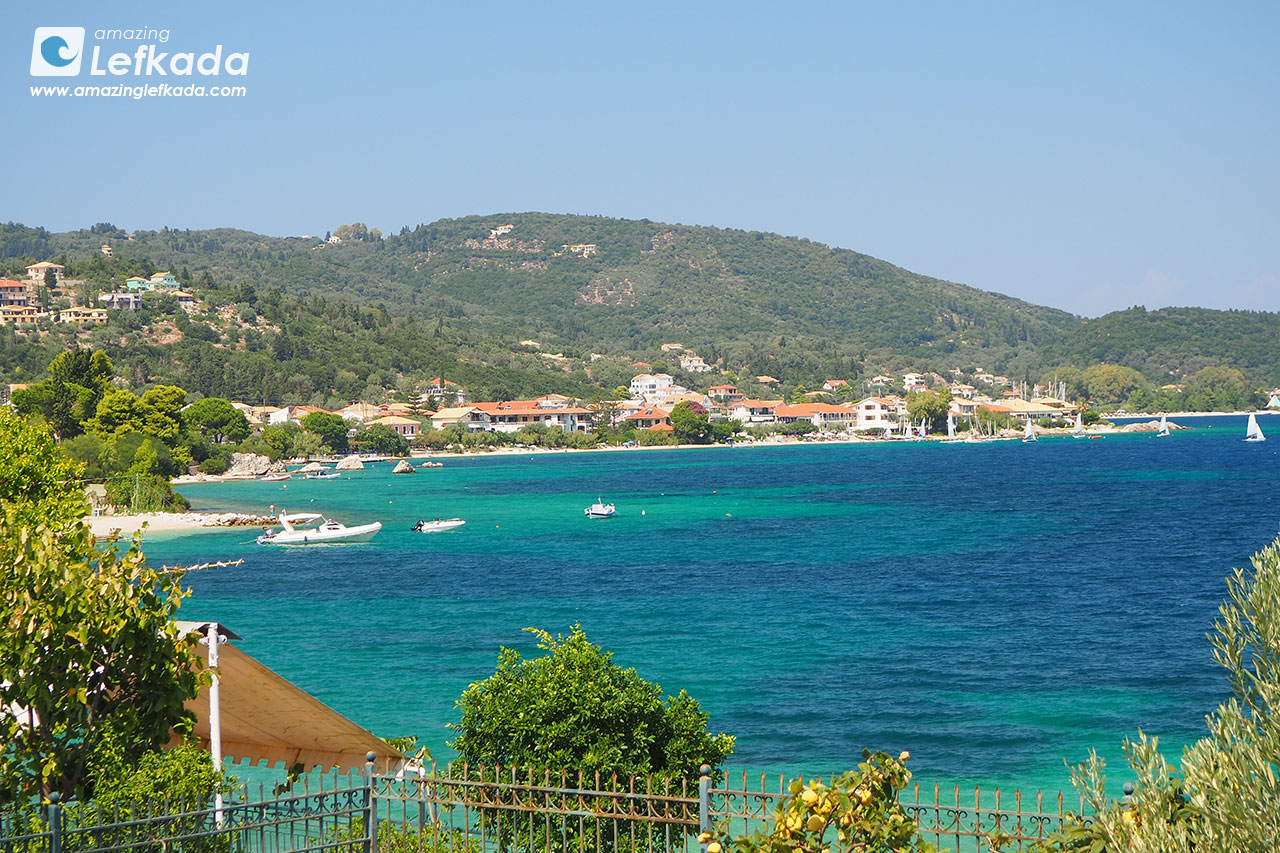 Info and photos about Nikiana village, Lefkada