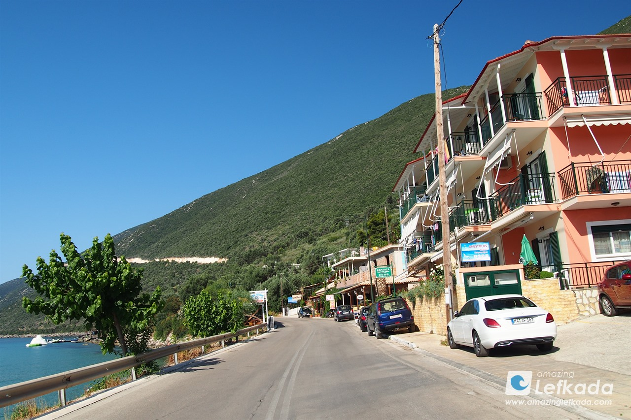Ponti, Lefkada