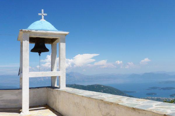 Profitis Ilias chapel, Lefkada
