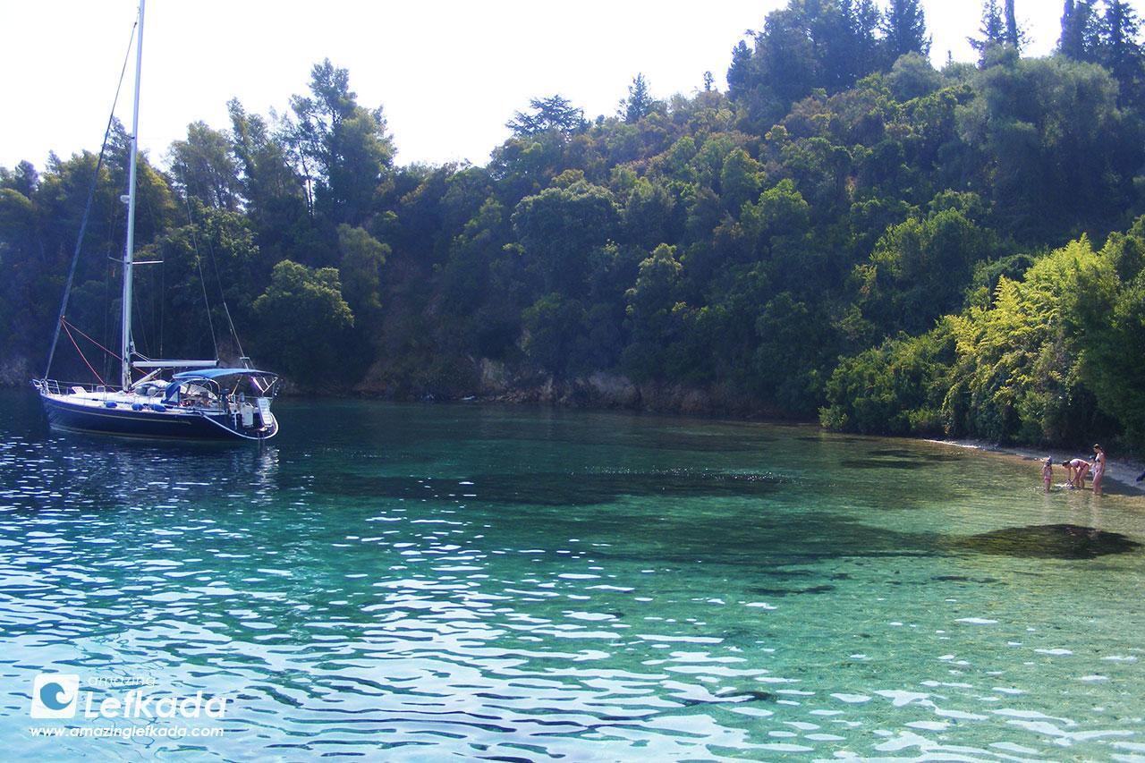 Skorpios, Onassis island Nidri