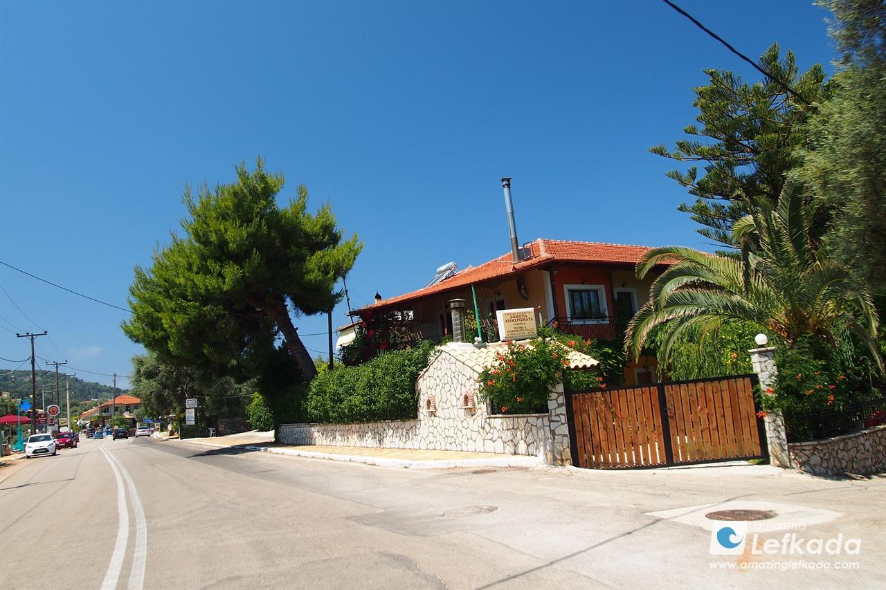 Tsoukalades village