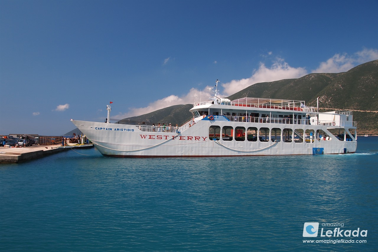 Vasiliki ferry