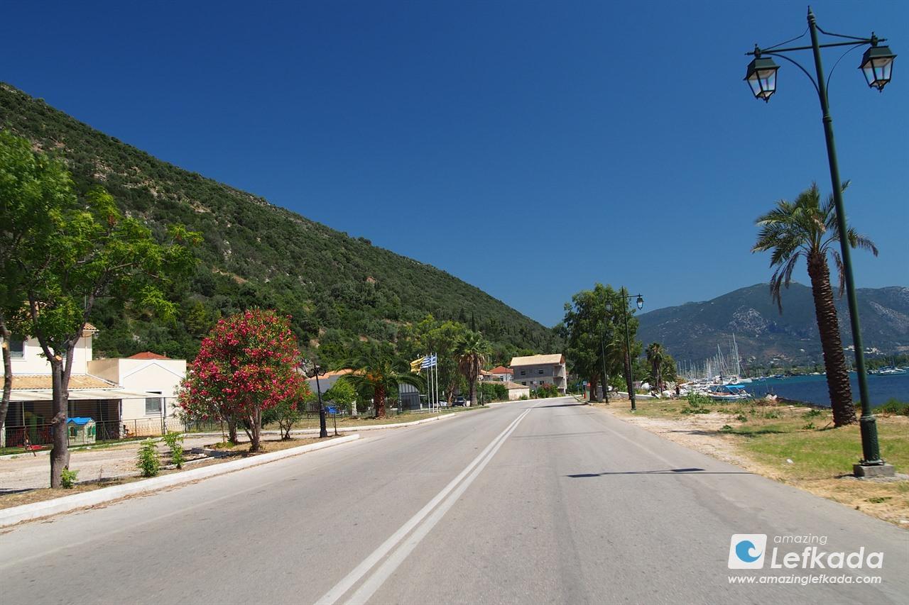 Vlicho village