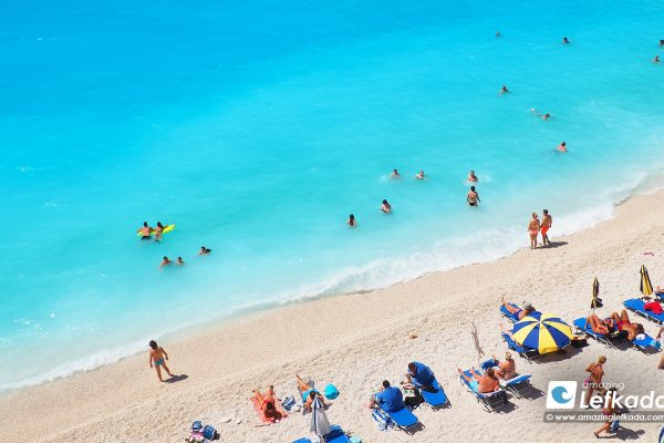 Lefkada, one of the most beautiful greek island