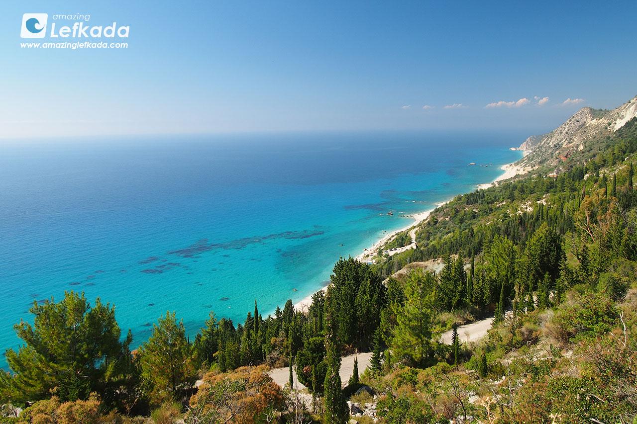Beauties of Lefkada island